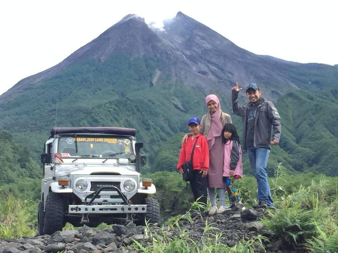 Paket Lava Tour Merapi Murah De Jogja Adventure