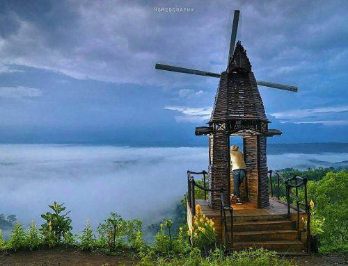 Seribu Batu Songgo Langit: Berkunjung ke Rumah Hobbit dan Menikmati Hutan Asri
