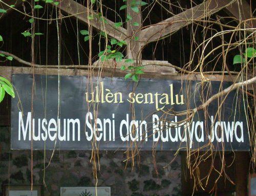 Museum Ullen Sentalu Kecantikan Dibalut Magis Ala