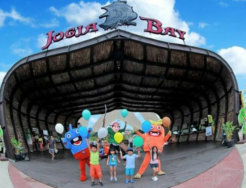 Jogja Bay Pirates Adventure, Waterpark Terbesar di Indonesia!