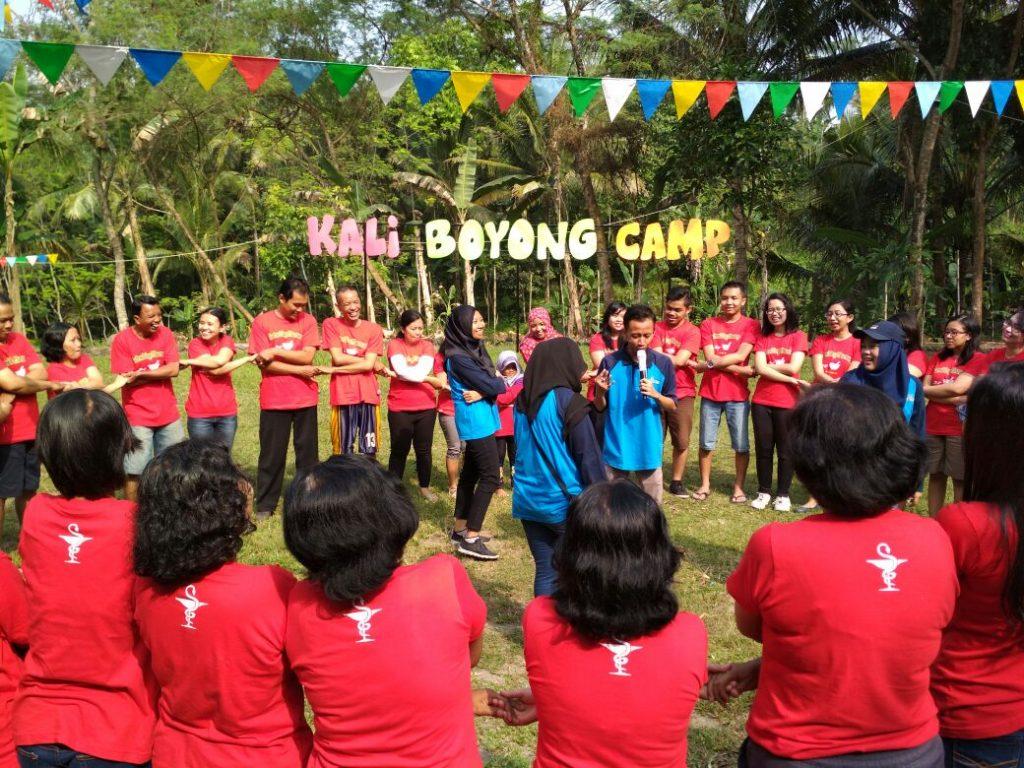 Outbound di Kaliboyong Camp (2)