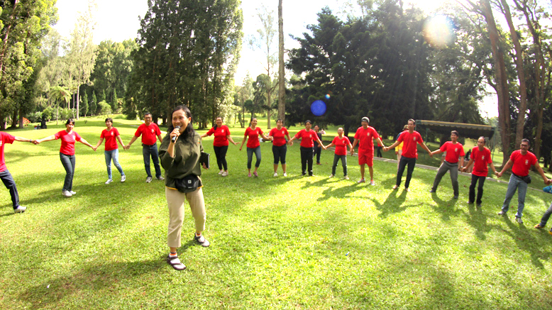 TEMPAT OUTBOUND FAVORIT DI JOGJA