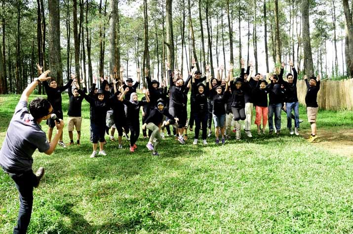 OUTBOUND HUTAN PINUS MANGUNAN
