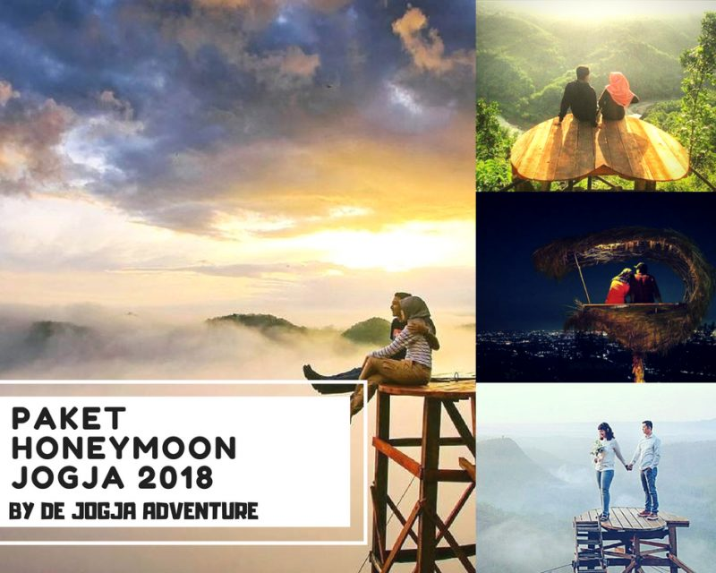 PAKET HONEYMOON JOGJA 2018