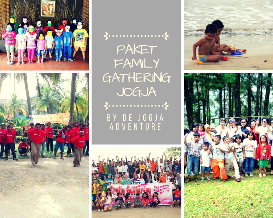 Paket Family Gathering Jogja