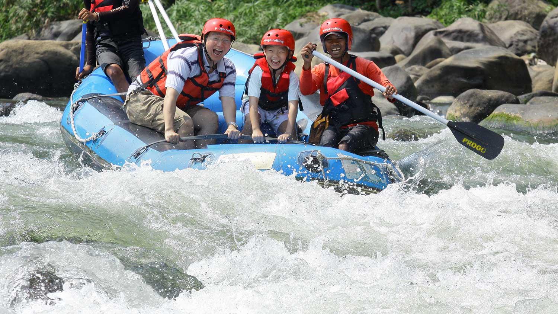 Manfaat Rafting Untuk Kesehatan Tubuh dan Mental
