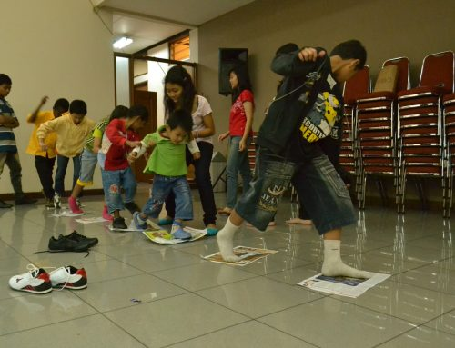 5 Game Team Building di Ruangan Indoor