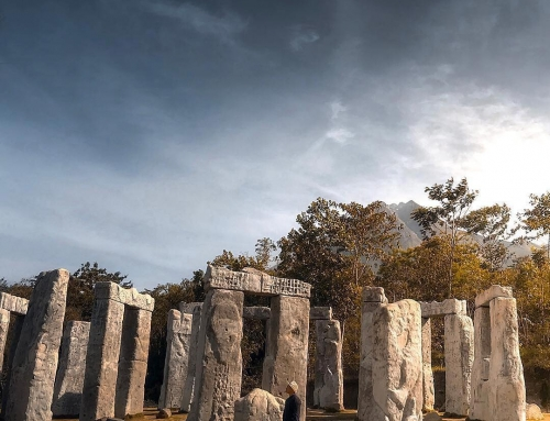 Wisata Stonehenge Merapi