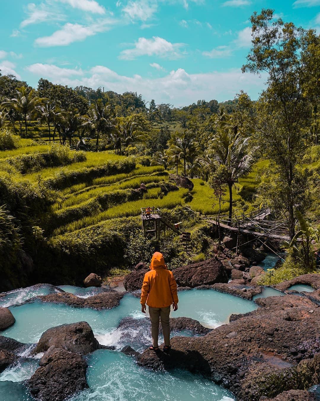 Air Terjun Kedung Kandang, Wisata Alami Jogja