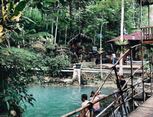Taman Sungai Mudal, Mata Air Menawan