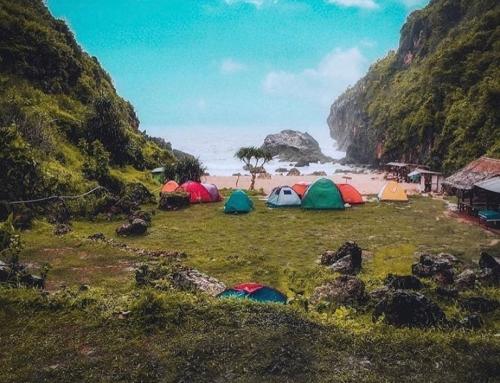 Pantai Wohkudu, Pantai Eksotis di Gunung Kidul