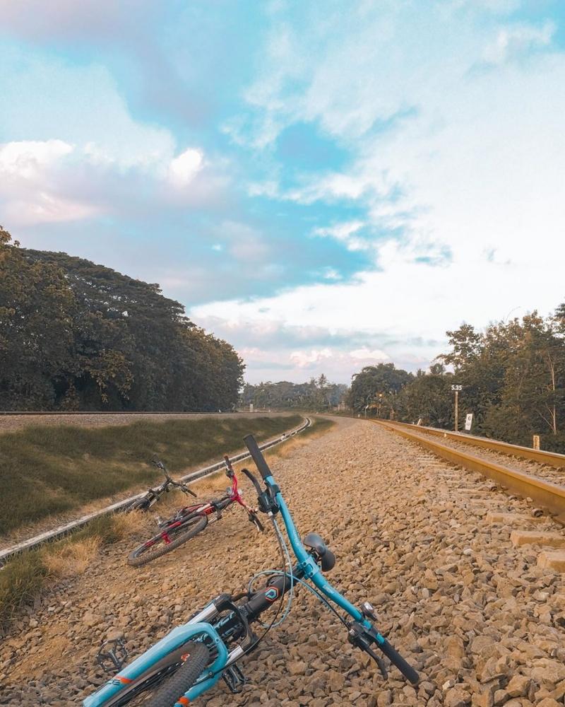 Tempat Asik Untuk Bersepeda Di Jogja
