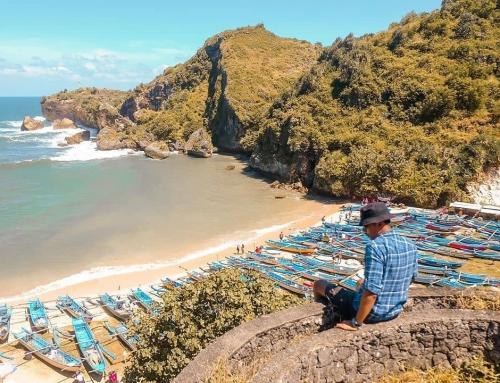 Pantai Ngrenehan, Pantai Eksotis Tersembunyi di Jogja