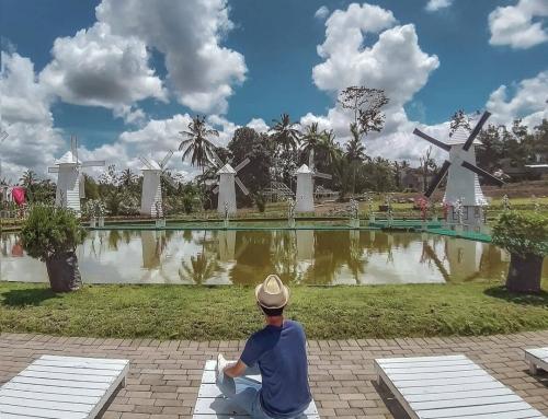 Alamanda Jogja Flower Garden, Wisata Foto Instagramble Jogja