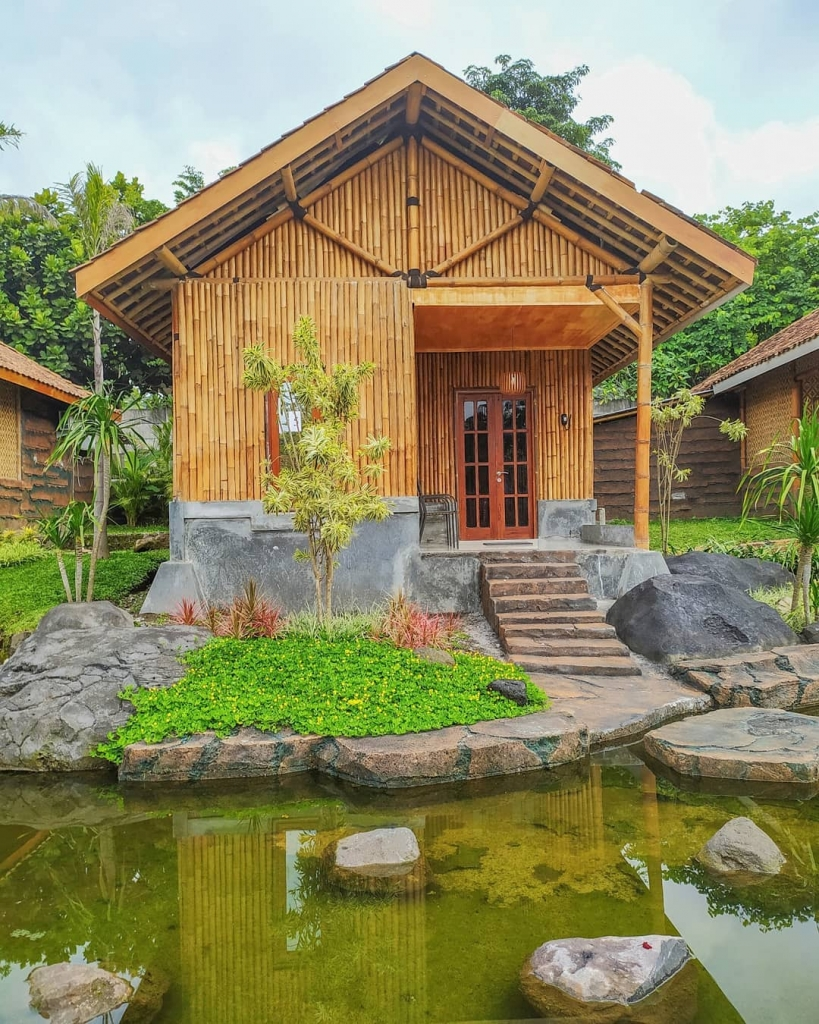 Rumah Bambu D'Kaliurang Resort