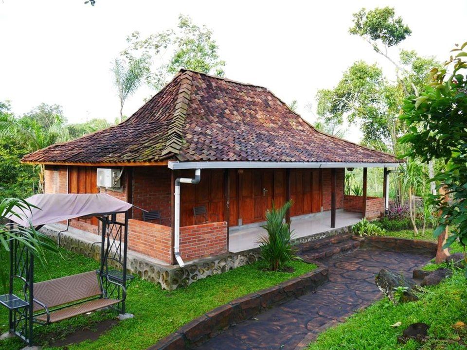 rumah kayu d'kaliurang resort 1