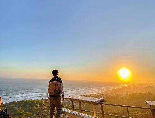 Bukit Paralayang Parangtritis, Spot Terbaik Menikmati Sunset di Jogja
