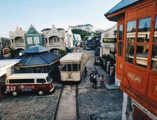 Studio Alam Gamplong, Tempat Hunting Foto dan Lokasi Syuting Film
